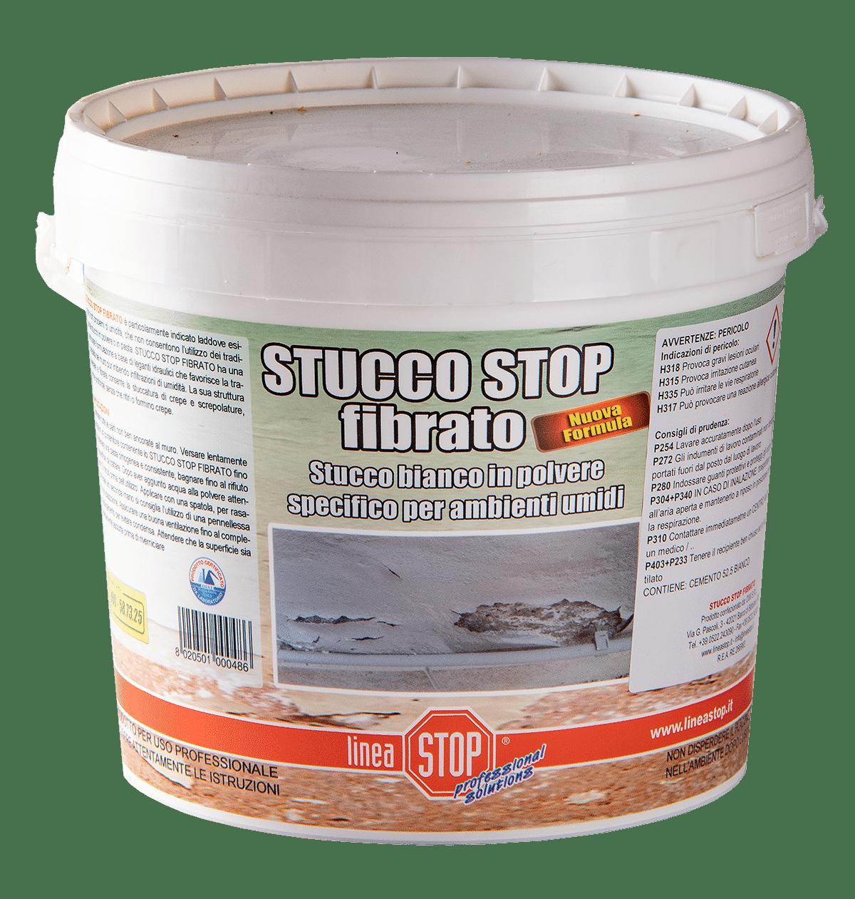 STUCCO STOP FIBRATO Image